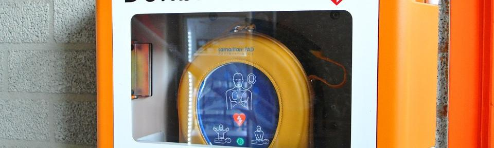 defibrillators, London, Police