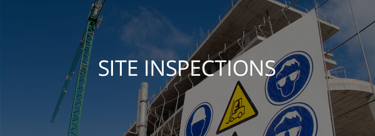 Site Inspections